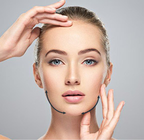Jawline Enhancement, Treatment, Injections & Fillers Newcastle