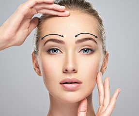 Eyebrow Lift Treatment, Injections & Fillers Newcastle